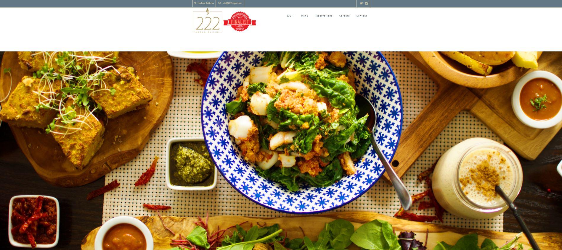 222 Veggie Vegan Restaurant