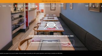 Abeno Japanese restaurant