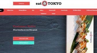 Eat Tokyo Japanese restaurant