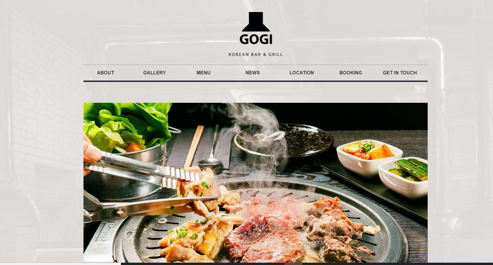 Gogi Korean Bar And Grill