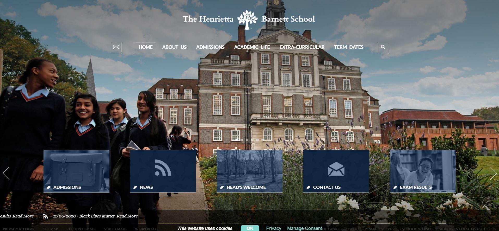 Henrietta Barnett School