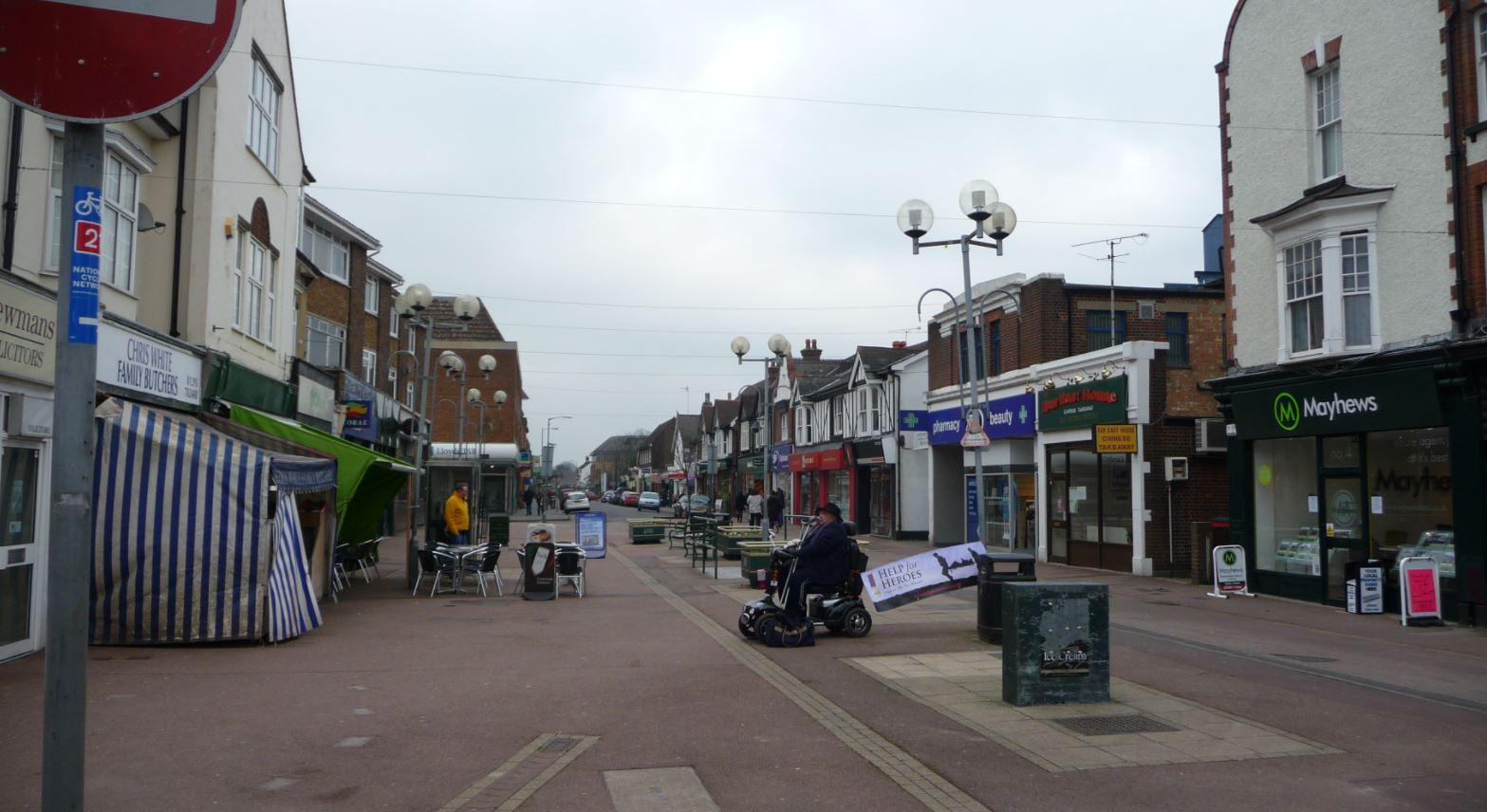 Horley Surrey
