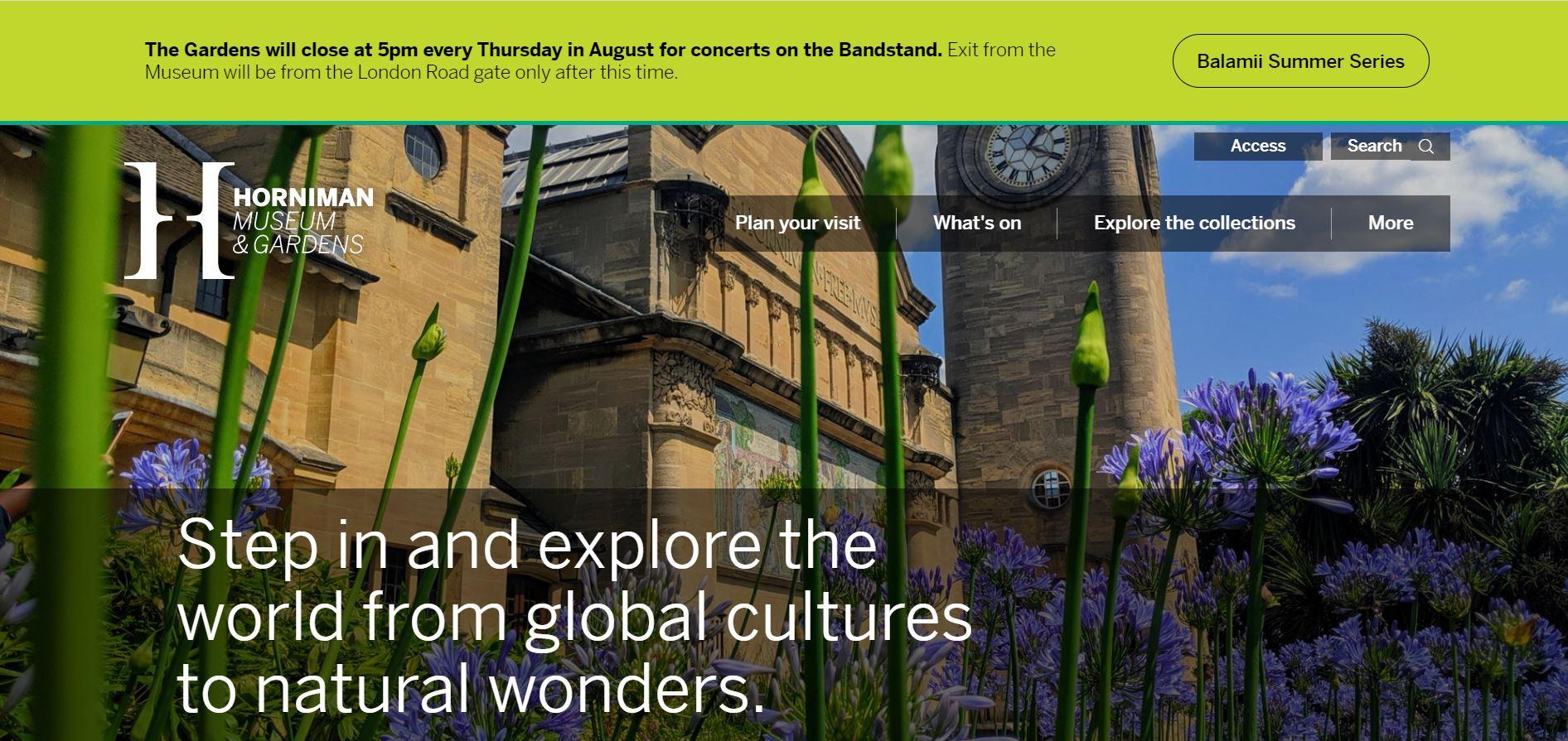 Horniman Museum and Garden