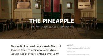 Pine Apple Restaurant