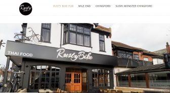 Rusty Bike Restaurant
