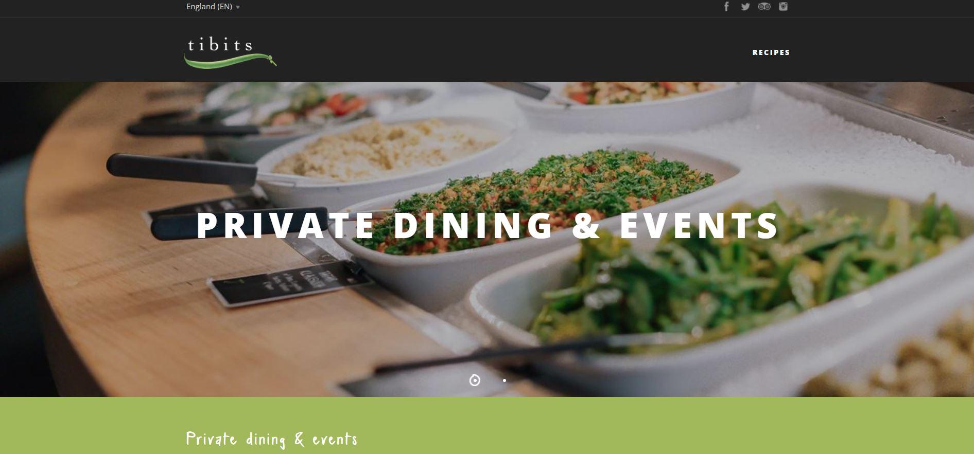 Tibits Restaurant