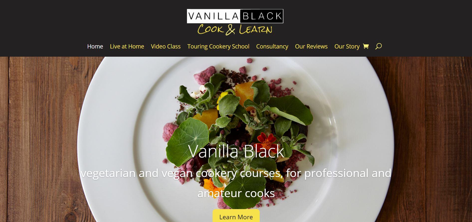 Vanilla Black Restaurant