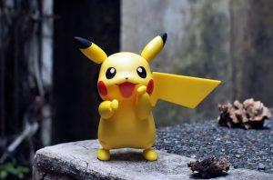Pikachu's rescue online escape room